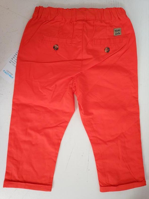 Штаны  на малыша   французского бренда kiabi, 6 18 мес - Фото 3