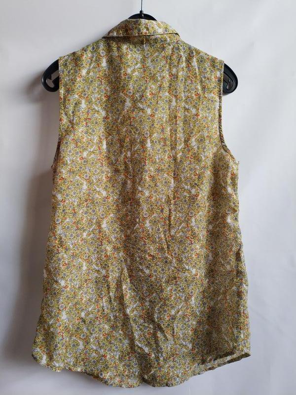 Лёгкая женская блуза французского бренда kiabi, оригинал, xs-s - Фото 2