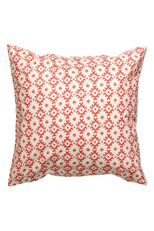 Декоративная наволочка на подушку 50 на 50 шведского бренда h&...