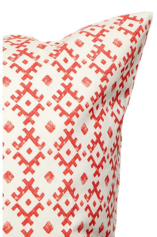 Декоративная наволочка на подушку 50 на 50 шведского бренда h&... - Фото 2
