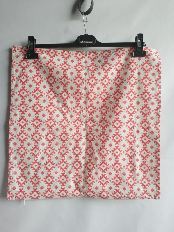 Декоративная наволочка на подушку 50 на 50 шведского бренда h&... - Фото 4