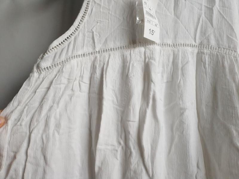 Брендовая блуза kiabi, xl, оригинал франция европа - Фото 3