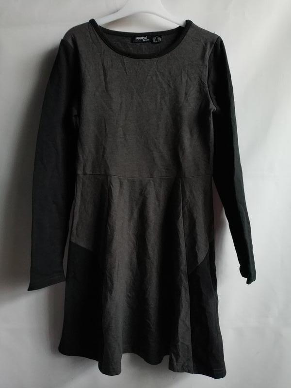 Плотное платье на девочку  подростка немецкого бренда pepperts - Фото 3
