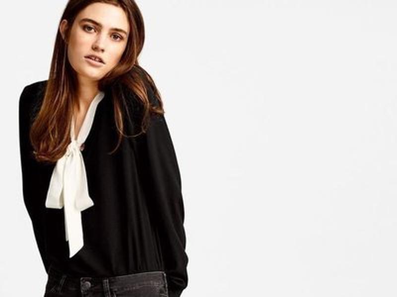 Дизайнерская блуза немецкого бренда esmara by lidl коллекция h... - Фото 2