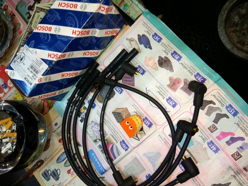 Провод зажигания ВАЗ 2108, 2109,21099 - Фото 2