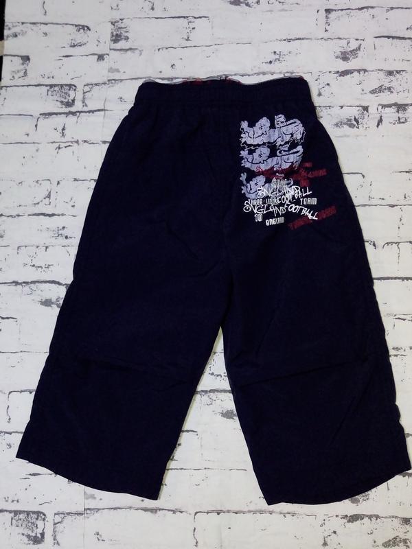 Спортивные фирменные модные штаны.england - Фото 2