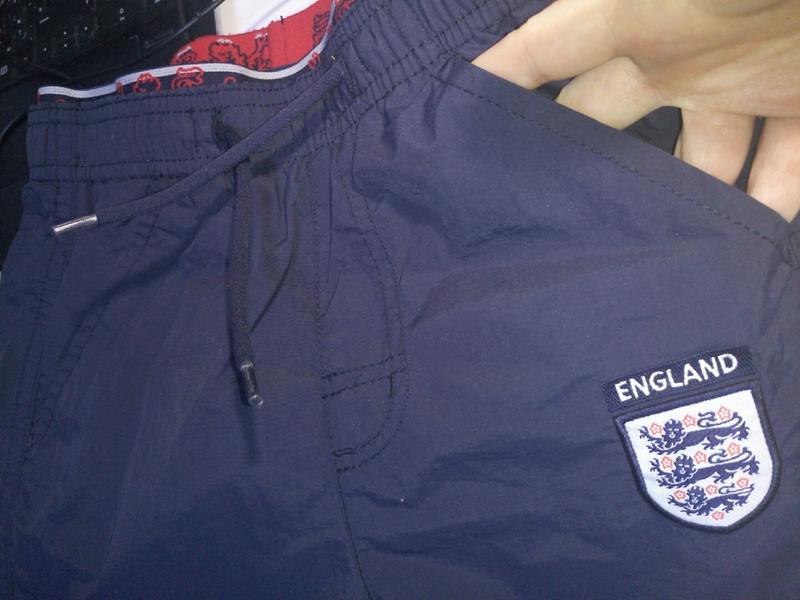 Спортивные фирменные модные штаны.england - Фото 4