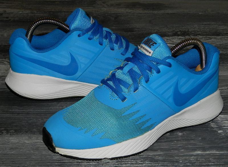 Nike star runner ! оригинальные, ультра легкие и удобные кросс... - Фото 2
