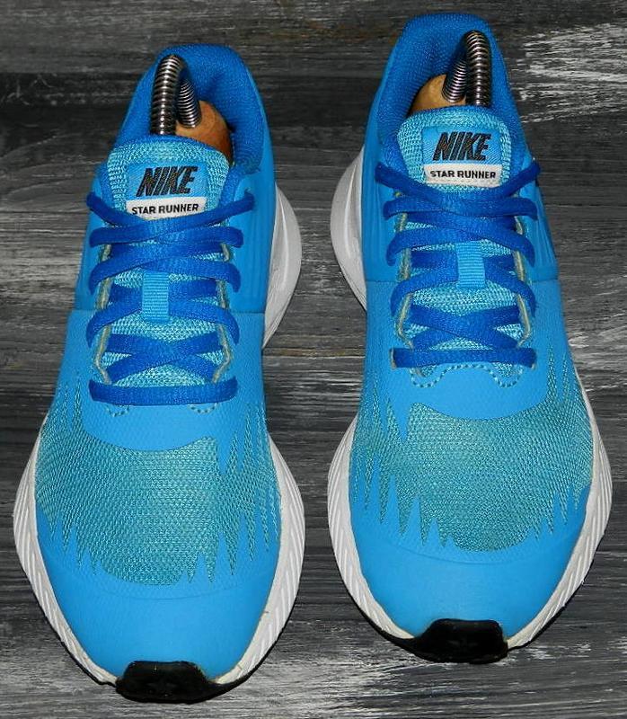Nike star runner ! оригинальные, ультра легкие и удобные кросс... - Фото 3