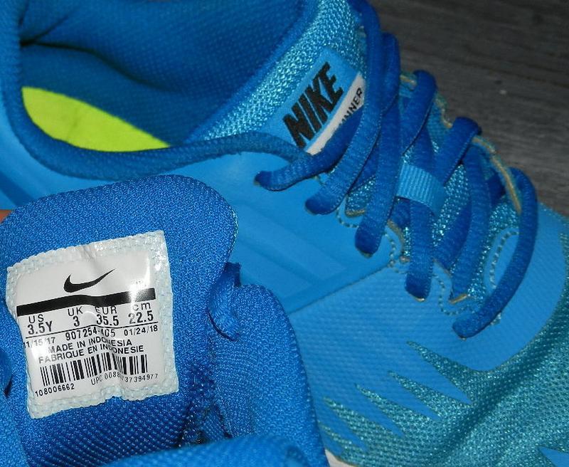 Nike star runner ! оригинальные, ультра легкие и удобные кросс... - Фото 8
