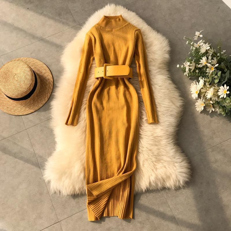 Крутое платье миди - Фото 2