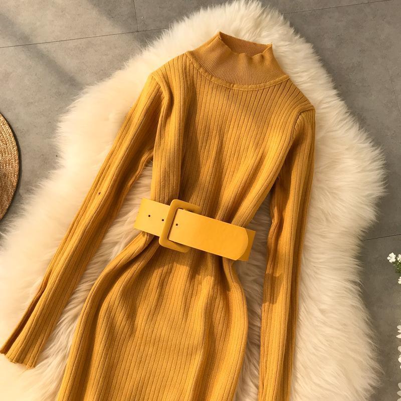 Крутое платье миди - Фото 3