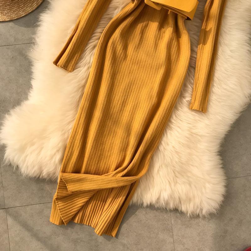 Крутое платье миди - Фото 4