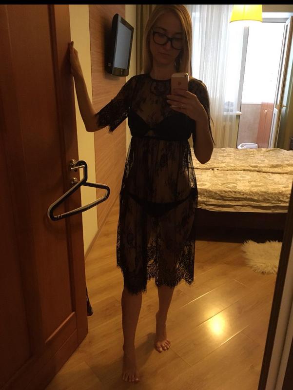 #плаття з кружева#парео#туніка#кружева# - Фото 2