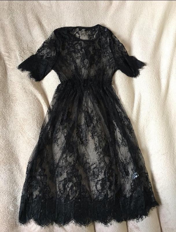 #плаття з кружева#парео#туніка#кружева# - Фото 4