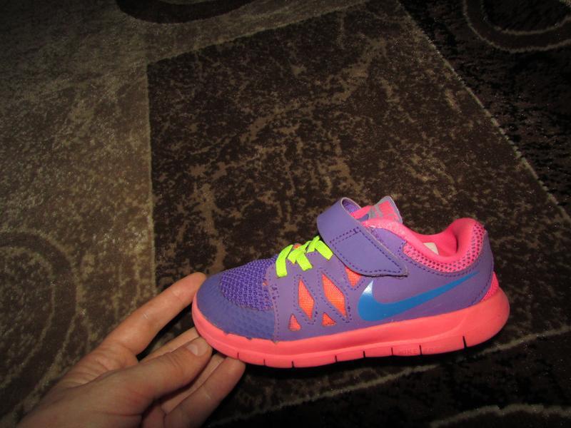 Nike кросівки 18 см стєлька - Фото 2