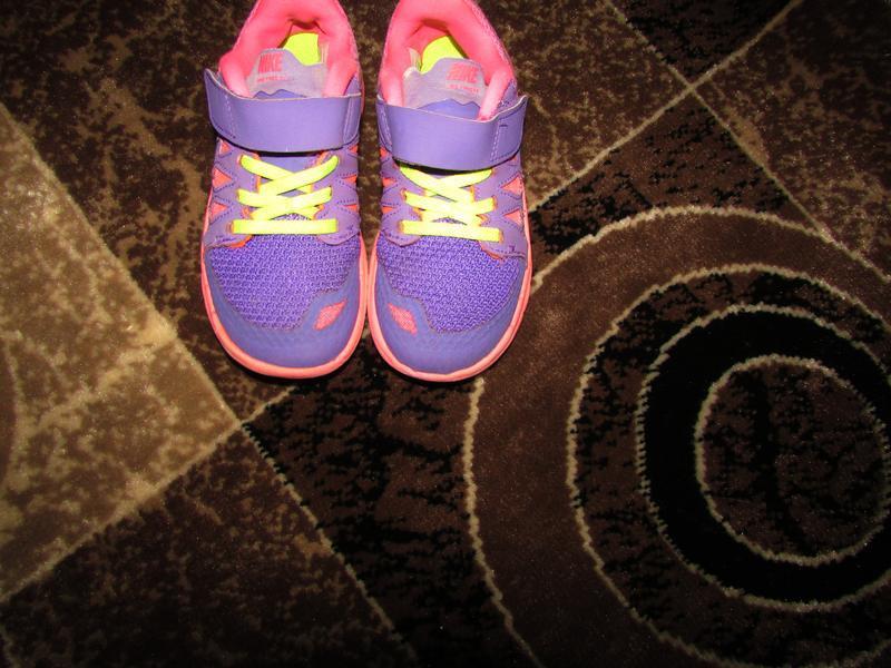 Nike кросівки 18 см стєлька - Фото 3