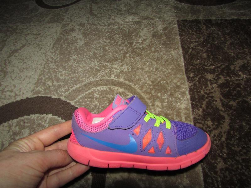 Nike кросівки 18 см стєлька - Фото 5