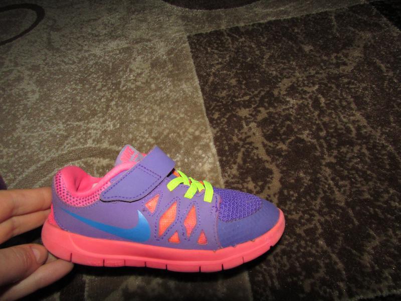 Nike кросівки 18 см стєлька - Фото 6