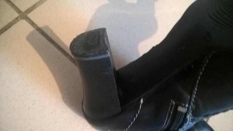 Демисезонные классические сапоги. 100% кожа!!! в подарок сумоч... - Фото 6