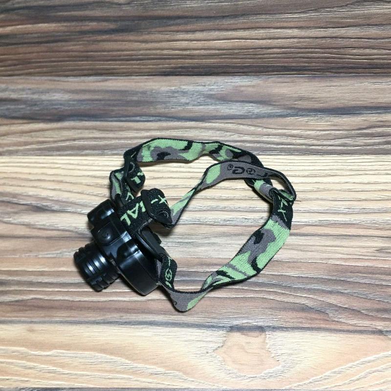 Налобный фонарик 936 - Фото 2