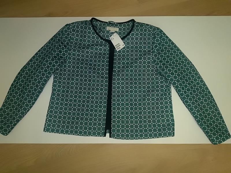 Укороченный новый пиджак - Фото 2