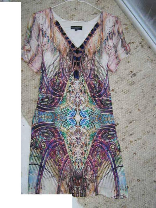 Ana alcazar платье, туника 44-размер. оригинал