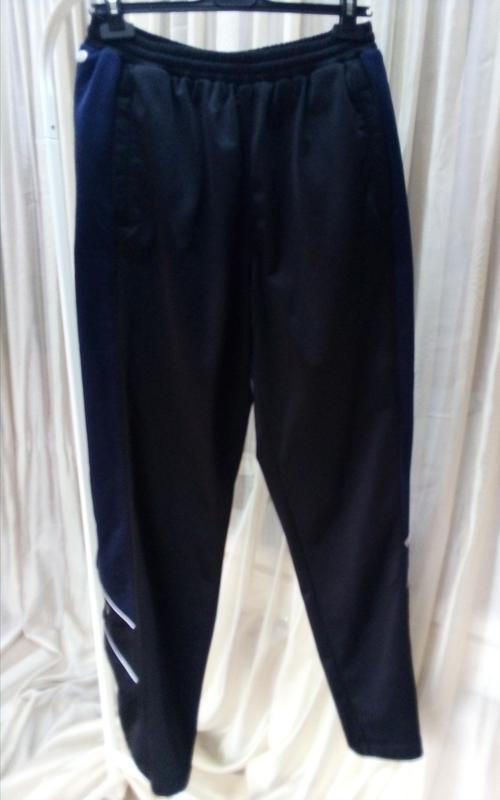 Спортивные штаны унисекс на кнопках сбоку. - Фото 3
