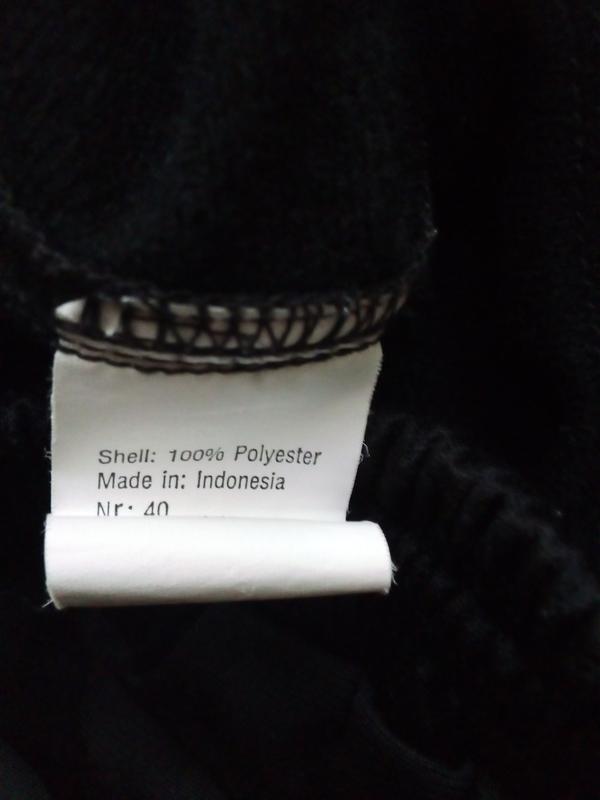 Спортивные штаны унисекс на кнопках сбоку. - Фото 6