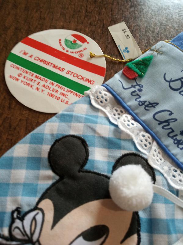 Носочки для подарков. - Фото 3