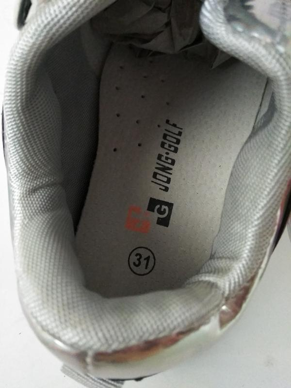 Новые модельки! ультра модные кроссовки бренда jong golf - Фото 7