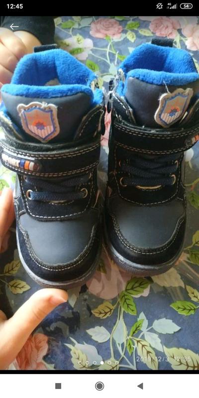 Ботинки сапожки - Фото 4