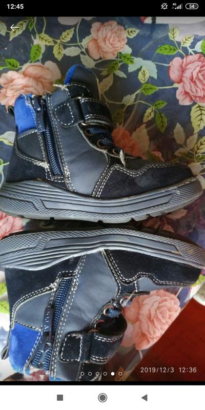 Ботинки сапожки - Фото 5
