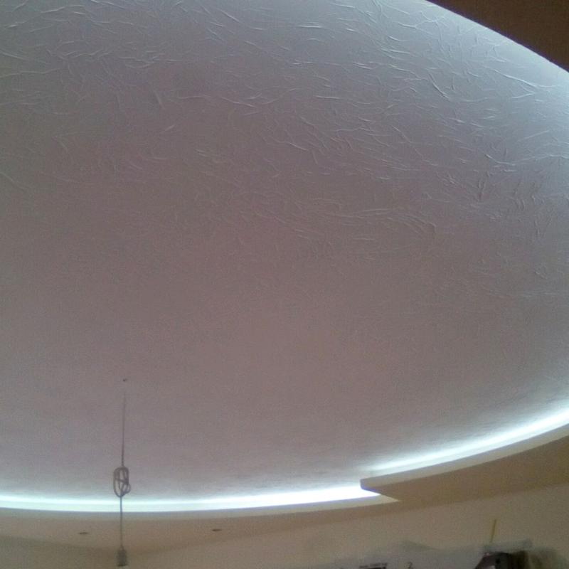 Гипсокартоные потолки
