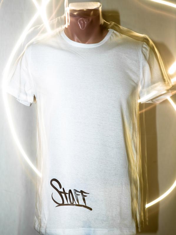 Футболки белые,футболки с принтамы,принты на заказ - Фото 2