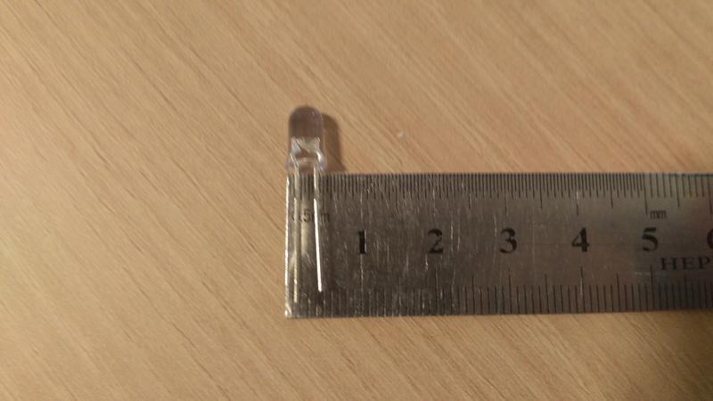 Диод Led 100шт светодиод 5V 5В 5мм - Фото 6