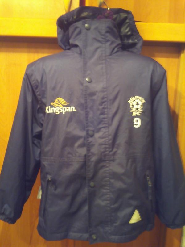 Куртка , 2-х сторонняя, внутри флис.  result. 9.