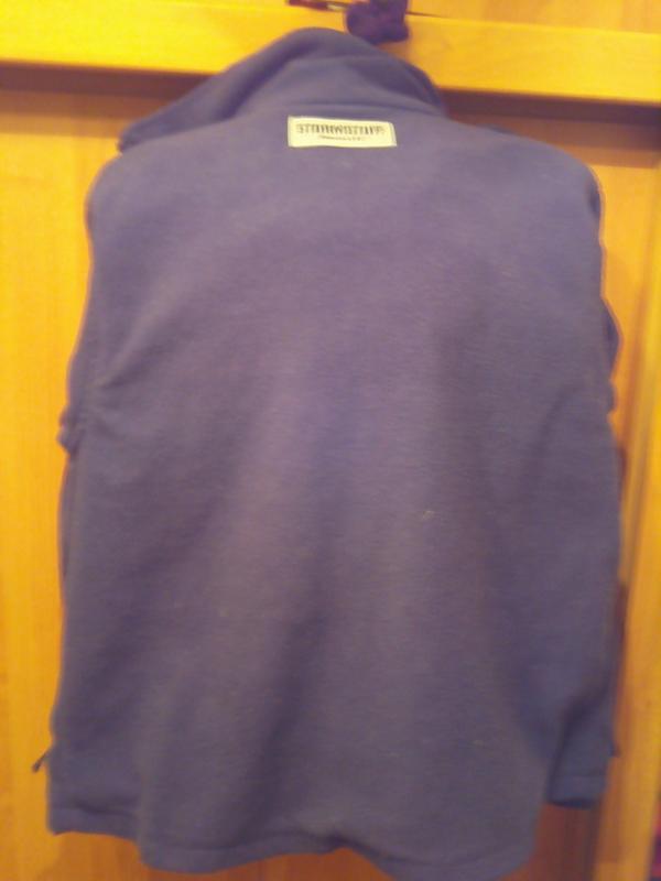 Куртка , 2-х сторонняя, внутри флис.  result. 9. - Фото 2