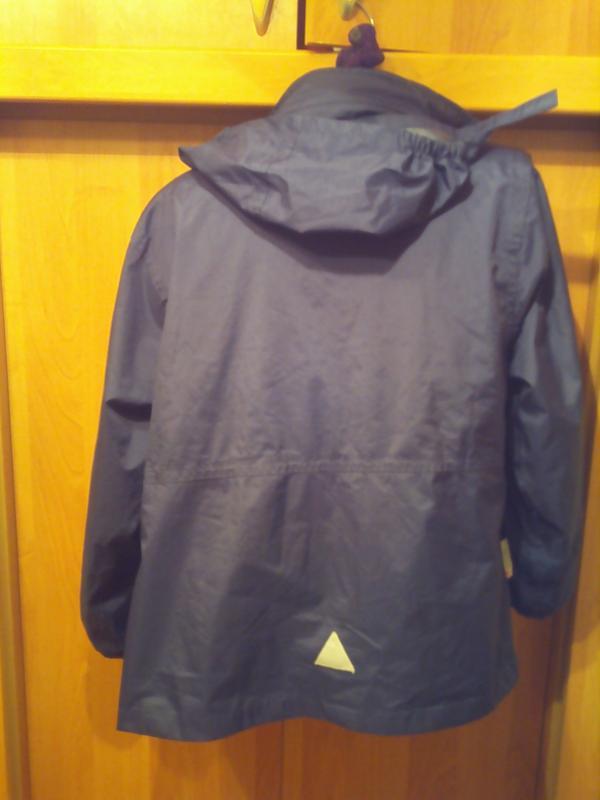 Куртка , 2-х сторонняя, внутри флис.  result. 9. - Фото 4