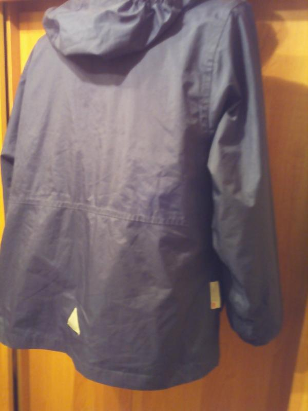Куртка , 2-х сторонняя, внутри флис.  result. 9. - Фото 5