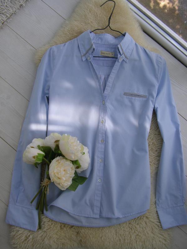 Select  блуза 100% хлопок m-размер.турция