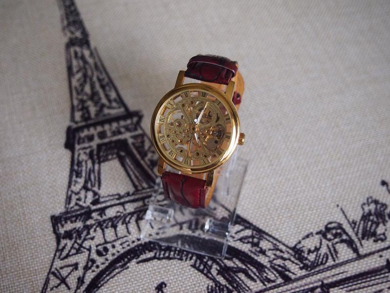 Часы winner gold - Фото 2