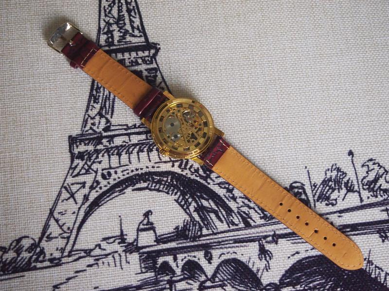 Часы winner gold - Фото 5