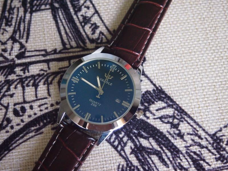 Часы yazole - Фото 2