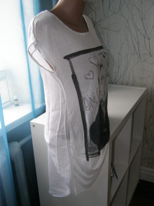 Atmosphere  актуальная футболка 36-размер.