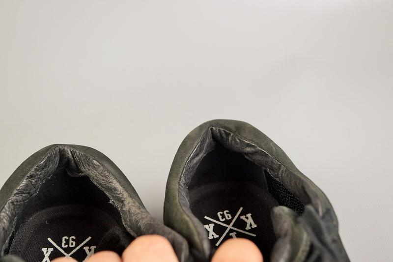 Мужские кеды кроссовки k1x, р 43.5 - Фото 4
