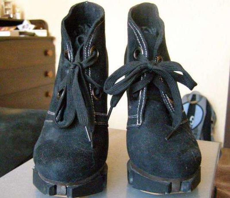 Женские туфли на высоком каблуке - Фото 2