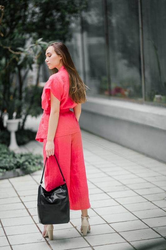 Стильный черный шоппер из кожи, вместительная кожаная сумка