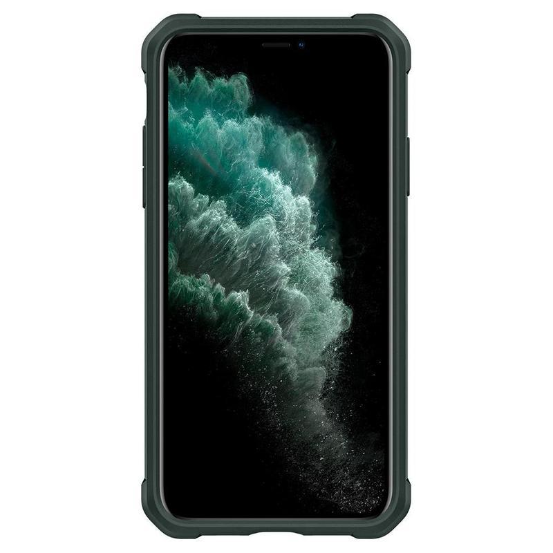 Чехол Spigen Gauntlet для iPhone 11 Pro Max Hunter Green - Фото 3