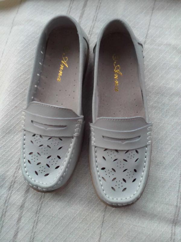 Туфли кожаные размер 37 новые
